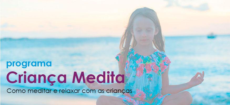 Programa Criança Medita